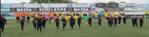 Barrage wedstrijd 1ste elftal 3de amateurs: allen op post!