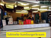 Sabineke hamburgerkraam