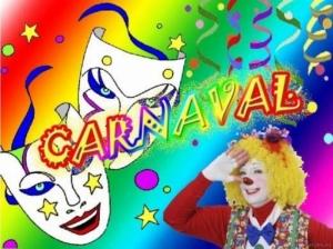 Carnavalstraining op 24 februari U7-U8-U9