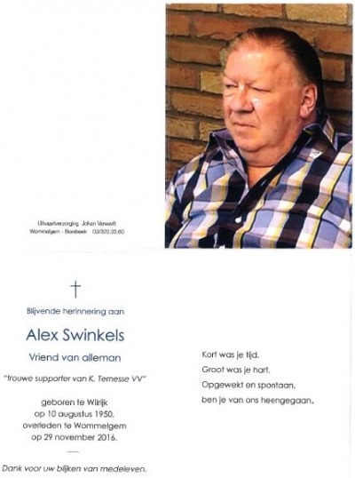 Alex Swinkels